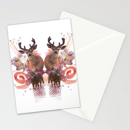 Fawns Stationery Cards