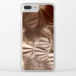 In Shape 93 Clear iPhone Case