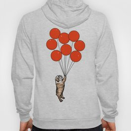 I Believe I Can Fly English Bulldog Hoody