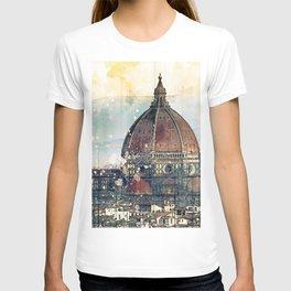 Florence - Cattedrale di Santa Maria del Fiore T-shirt