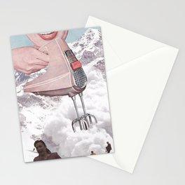 Doris Whisker Stationery Cards