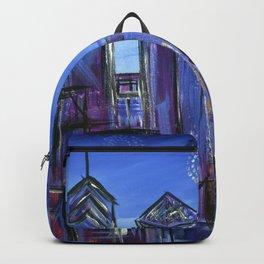 Starry Philadelphia Backpack