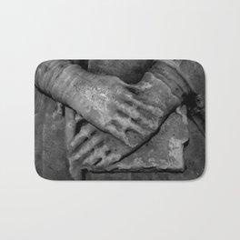 Hands #1 Bath Mat