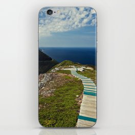 skyline walkway iPhone Skin