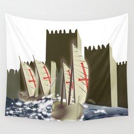 Ó gente da minha terra Wall Tapestry