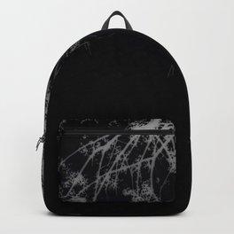 Tree Top-Black Backpack