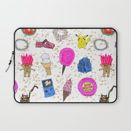 Growing Up in the 90s Laptop Sleeve