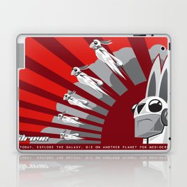 The Drove Propaganda  Laptop & iPad Skin