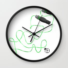 Jump Rope Wall Clock