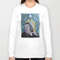dali Long Sleeve T-shirts featuring Dali  by Magdalena Almero
