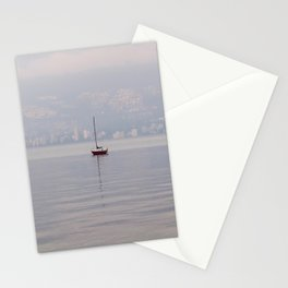 Winter Solitude #7 Stationery Cards
