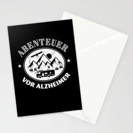 Lustiges Wohnmobil - Wohnwagen Geschenk Stationery Cards
