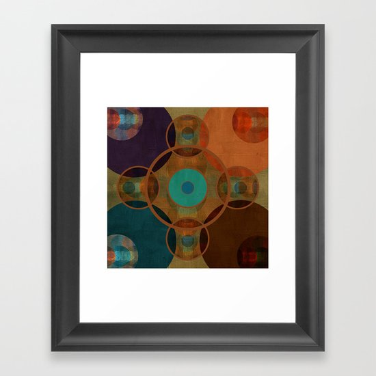 Textures/Abstract 97 Framed Art Print