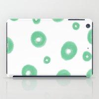 kiwi iPad Cases featuring KIWI by Greenteaelf