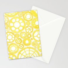 #46. FEIFEI - Gears Stationery Cards