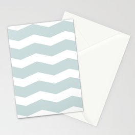 Waves sky Stationery Cards