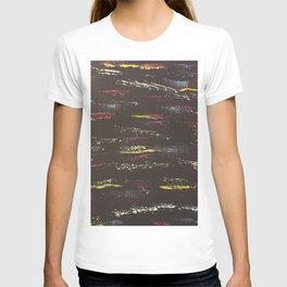 Same direction, different wavelengths T-shirt
