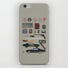 Supernatural (2015) iPhone & iPod Skin