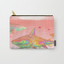 Candy Sharks Carry-All Pouch