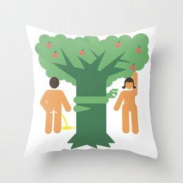 paradise #13 Throw Pillow