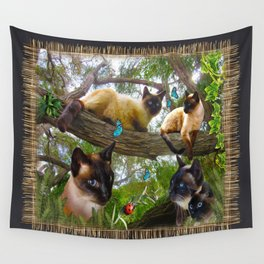 Sophie's Garden Wall Tapestry