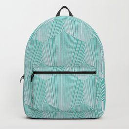 abstract octagone tiles pattern Backpack