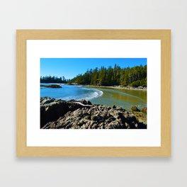 Tofino, Vancouver Island BC Framed Art Print