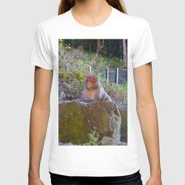 Deep Monkey Thoughts T-shirt