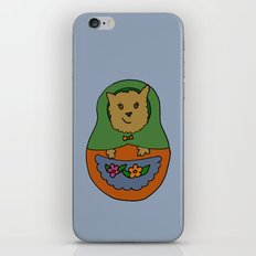 Piptroyshka iPhone & iPod Skin