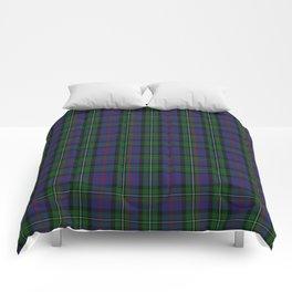 McPhail Tartan with Clan Name Comforters