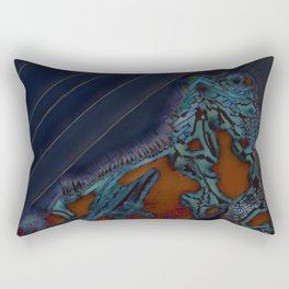 Goanna Patterns Rectangular Pillow