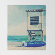 In the Summertime Throw Blanket