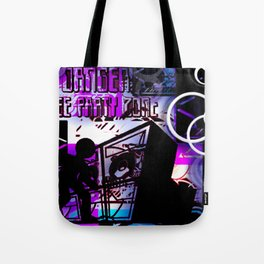 free party zone Tote Bag