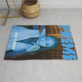 Coi Leray x Preme Magazine Cover Rug