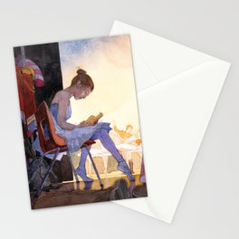 The Understudy Stationery Cards
