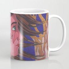 Mysterious Girl Mug