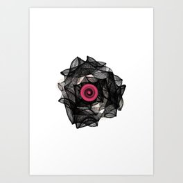 datadoodle 005 Art Print