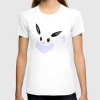 eevee T-shirts featuring Shiny Eevee by Rebekhaart