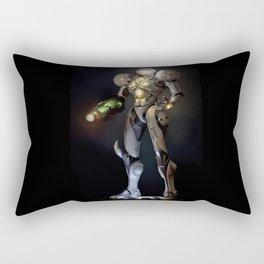 Metroid Prime 2 Rectangular Pillow