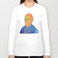 van Long Sleeve T-shirts featuring Van  Gogh by gunberk