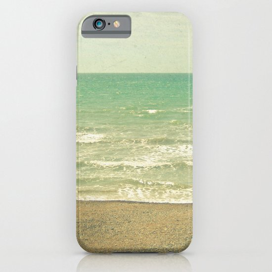 The Sea, the Sea iPhone & iPod Case