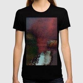 Mount Etna Italy T-shirt