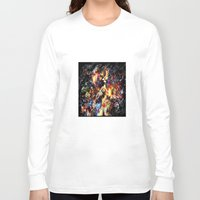 ghost in the shell Long Sleeve T-shirts featuring Ghost in the Shell by ururuty