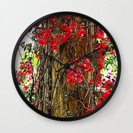 santa rita Wall Clock