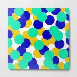 Colour Dots 05 Metal Print