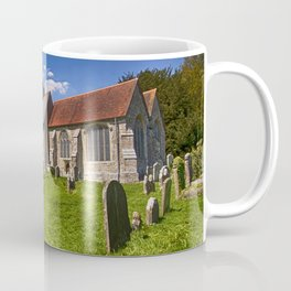 St Michael's Old Church East Peckham Coffee Mug