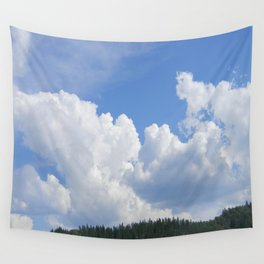 Thunderheads..... Wall Tapestry