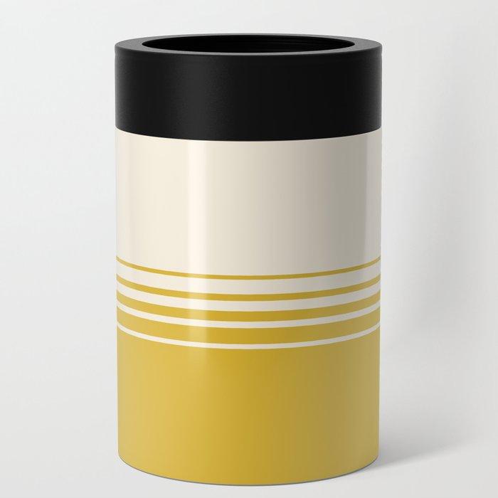 Marigold & Crème Horizontal Gradient Can Cooler