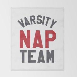 Varsity Nap Team Throw Blanket