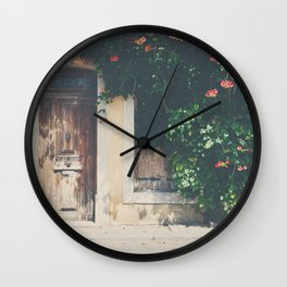 home ... Wall Clock
